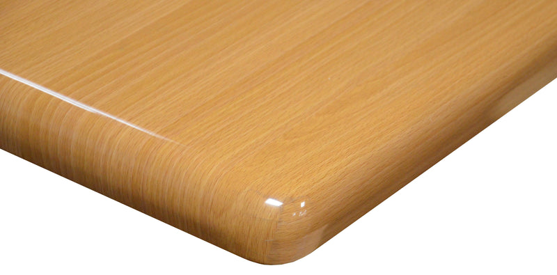 Resin Coated Table Top