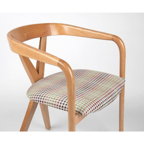 Dueto Arm Chair