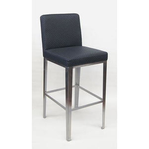 Wyatt Bar Stool Stainless Steel