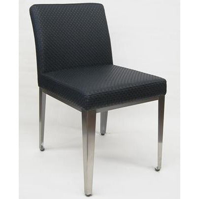 Wyatt Side Chair Stainless Steel