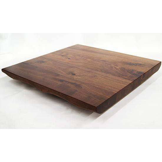Plank Black Walnut Matte Table Top