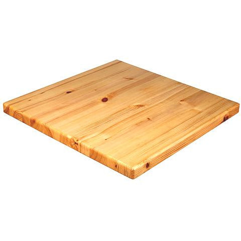 Pinewood Table Top