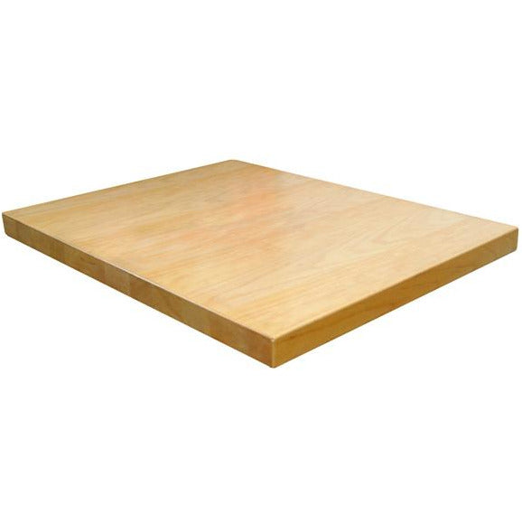 Solid Beech Veneer Table Top