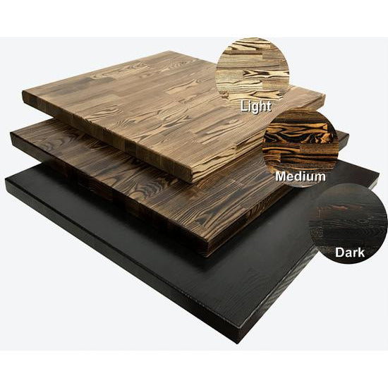 Ashwood Carbonized Table Top