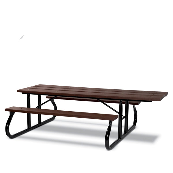 8 foot ADA Picnic Table – Green Valley – Portable