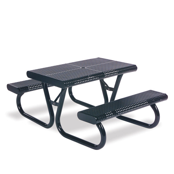4 foot & 6 foot Picnic Tables without Back – Prestige Series – Portable