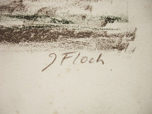 Load image into Gallery viewer, Joseph Floch Lithograph