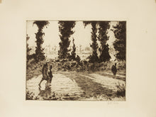 "Load image into Gallery viewer, ""Trees at Gotemba"" by Martin Lewis"