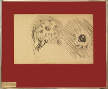 "Load image into Gallery viewer, ""Dandelion Seeds"" by Charles Burchfield"