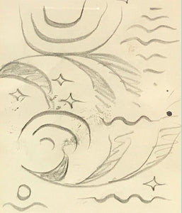 Doodle by Charles Burchfield