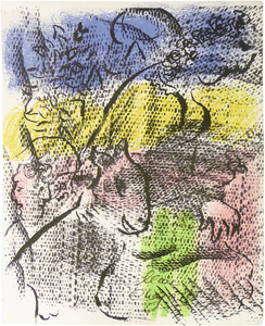 "Marc Chagall ""Untitled"""