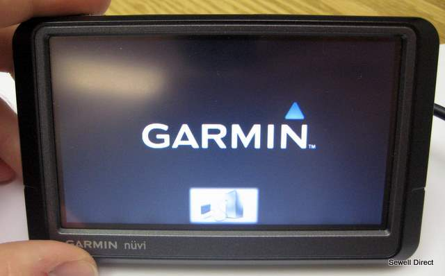 PC Mode and Garmin GPS Devices