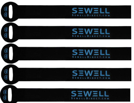Cable Organization 7.5 in. Velcro Ties Sewell