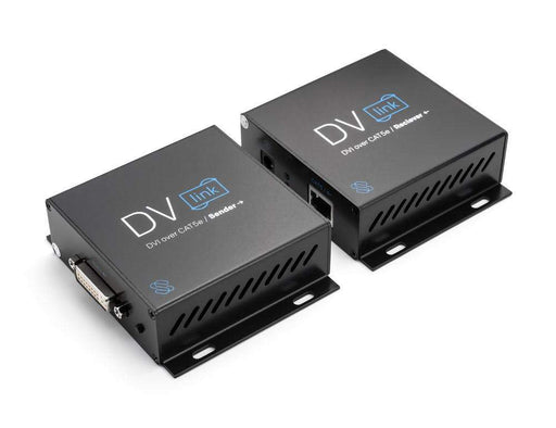 DV-Link DL10, DVI over Cat5e/6, 160 ft. Extender Sewell