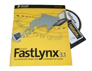 FastLynx 3.3 CD Sewell Direct