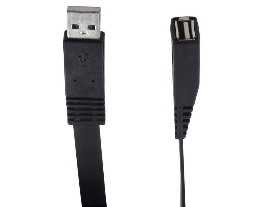 Flat USB 2.0 Extension Cable, 6ft Sewell