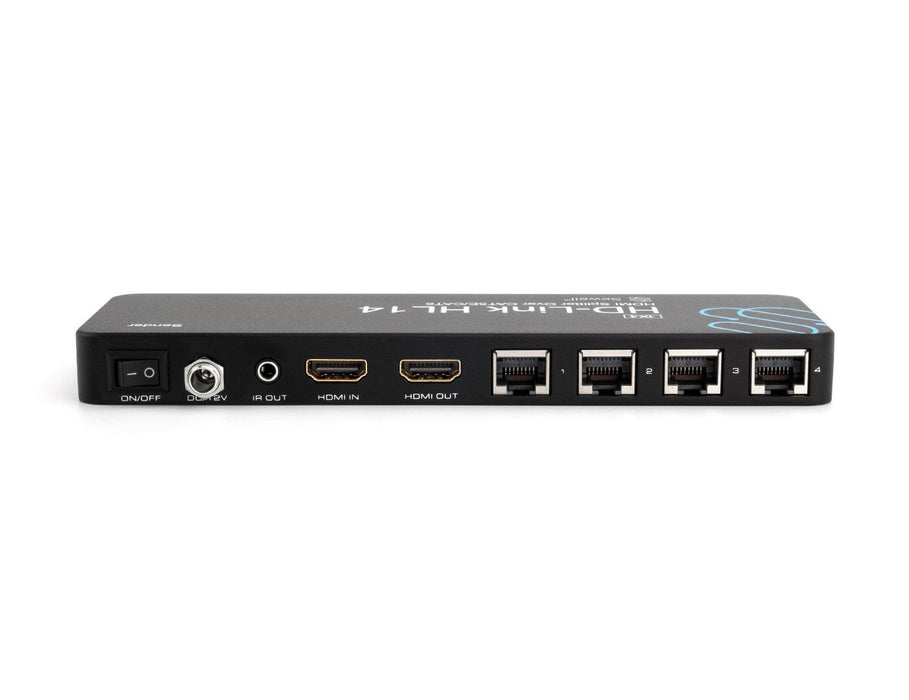 HD-Link HL14, 1x4 HDMI Splitter over Cat5e/6, 200ft. Extender Sewell