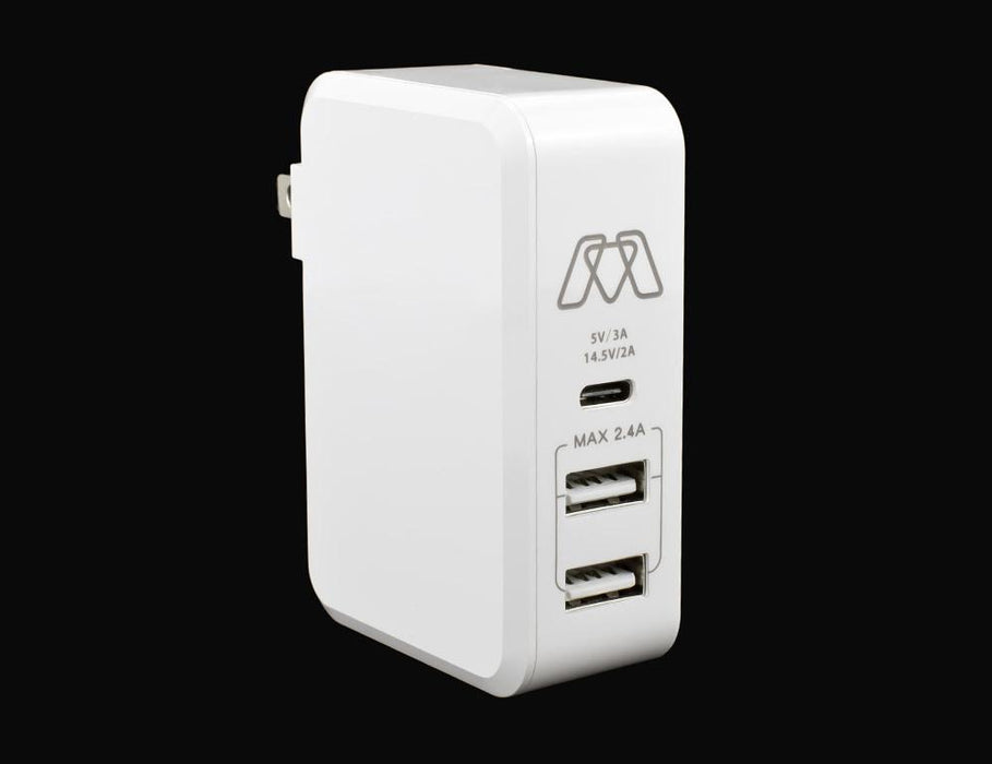 MOS Charge USB-C Wall Charger Sewell Direct