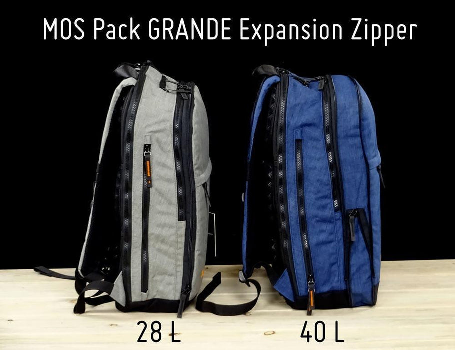 MOS Pack GRANDE, Tech Backpack MOS