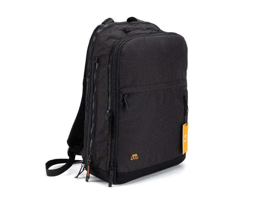 MOS Pack GRANDE, Tech Backpack MOS ONYX Black None SW-33029-ONR