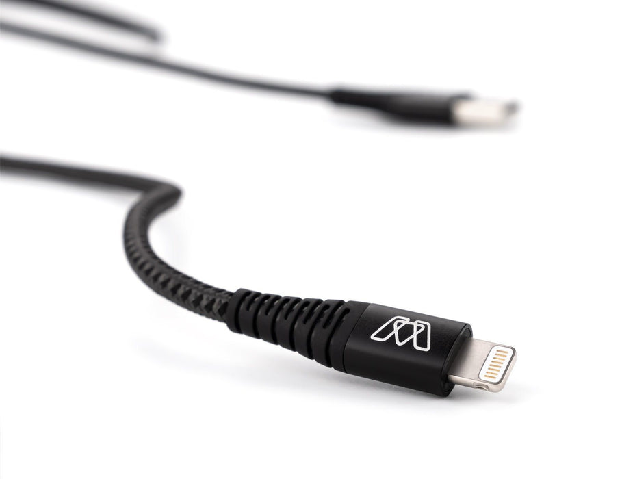 MOS Strike Lightning Cable: Our Strongest Cable with a Lifetime Warranty Cable Sewell Direct