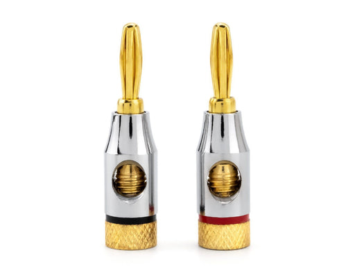 Ocelot Banana Plugs Sewell 1 pair SW-23588