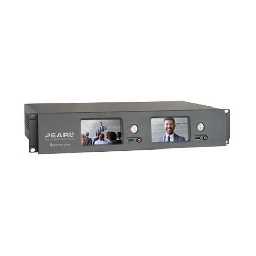 Pearl 2 Rackmount Twin Video Production Device (2 RU) Epiphan