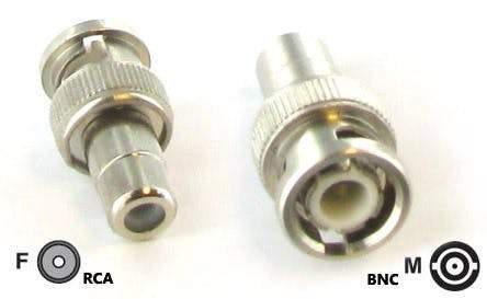 RCA to BNC Adapter Sewell