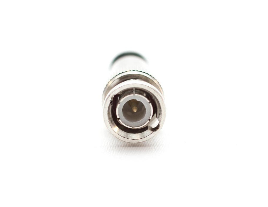 RG59 BNC Compression Connector, copper, 50 ohm Brass Sewell