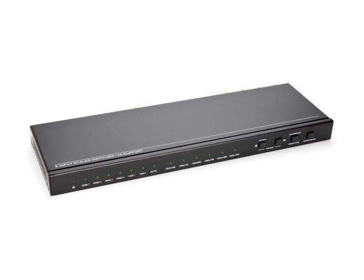 Rivule 6x1 HDMI Scaler Switcher 4K@30Hz/1080P, 4 HDMI/2 VGA Mixed Input Presentation Switch, By Salt Sewell