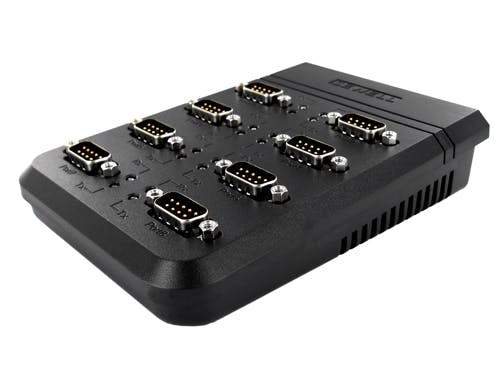 Sewell Octal USB to Serial, 8 Port (FTDI) Converters Sewell