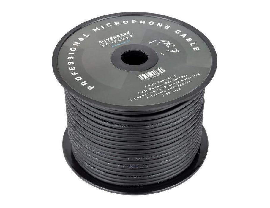 Silverback Screamer XLR Cable Sewell 300ft 1 SW-30632