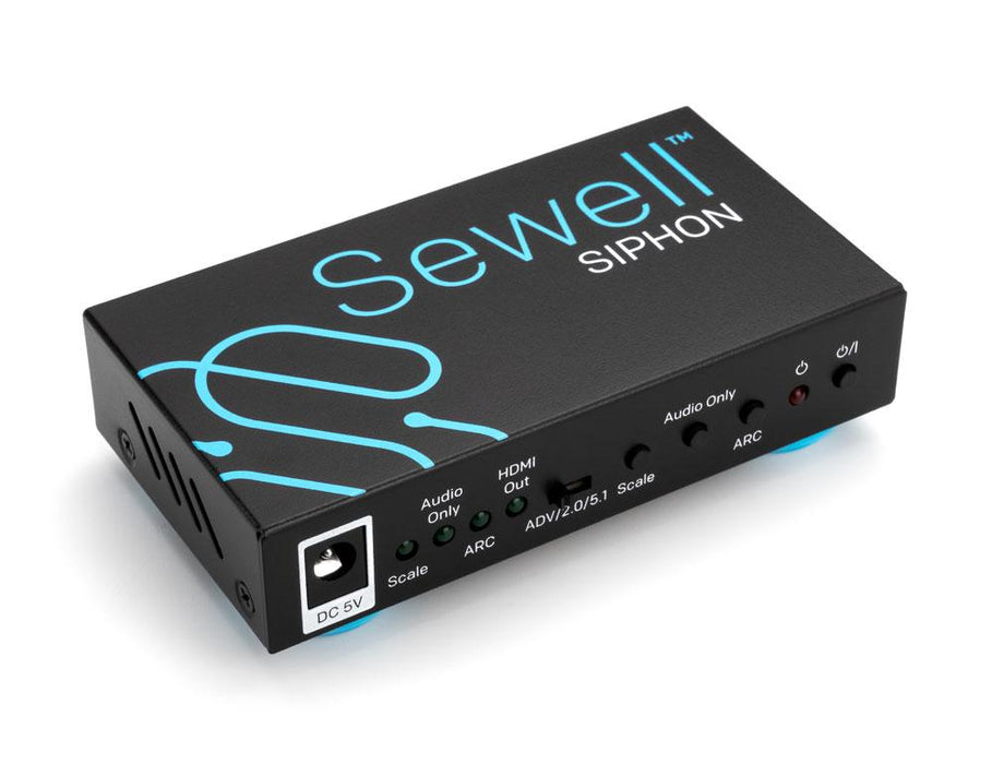 Siphon HDMI to HDMI Audio Extractor Sewell Direct