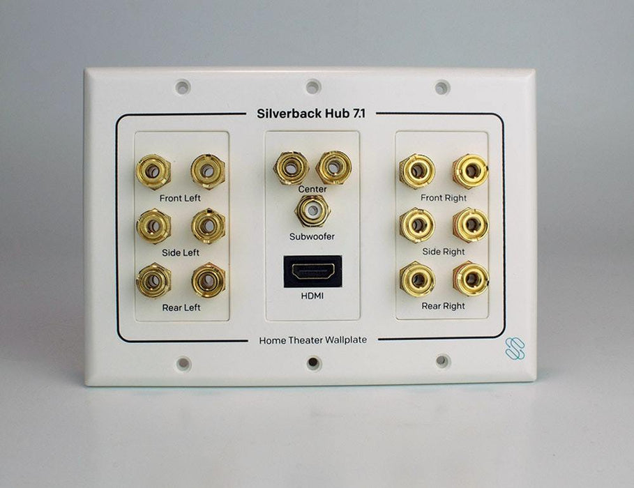 Speaker Wall Plates Sewell