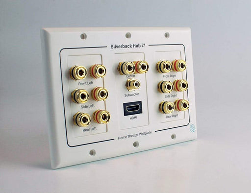 Speaker Wall Plates Sewell 7.1 SW-29609