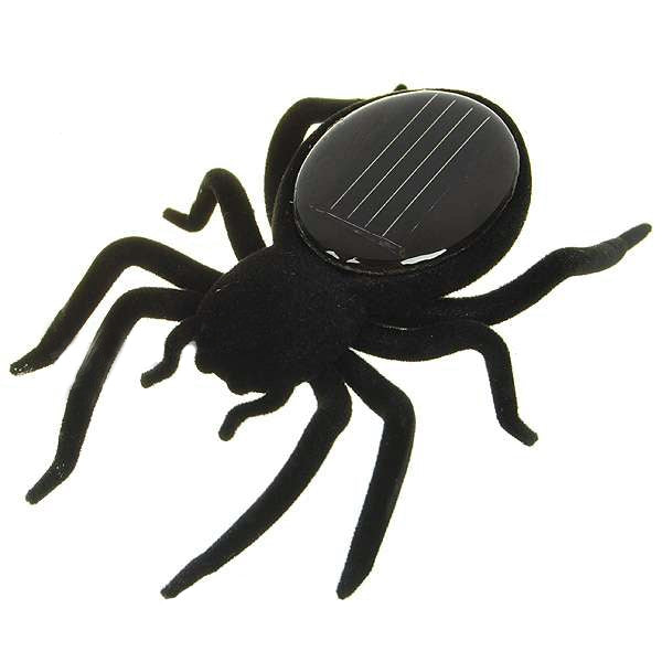 Solar Powered Spider Robot Toy - Padin Trends