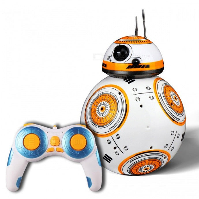Mini Star Wars RC Robot Toy - Padin Trends
