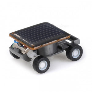 World's Smallest Solar Powered Car - Padin Trends