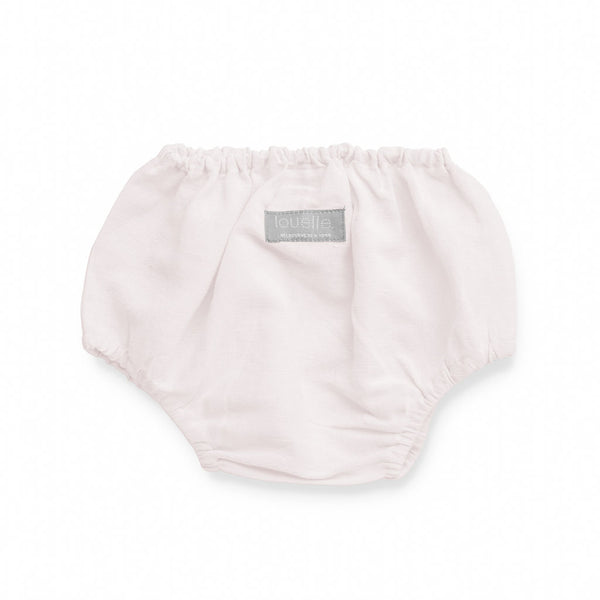 Bloomer | Blossom pink linen * Backordered - shipping August 15