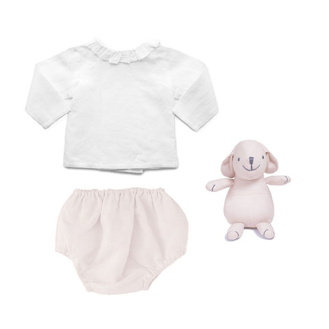 Outfit and Bunny Gift Set