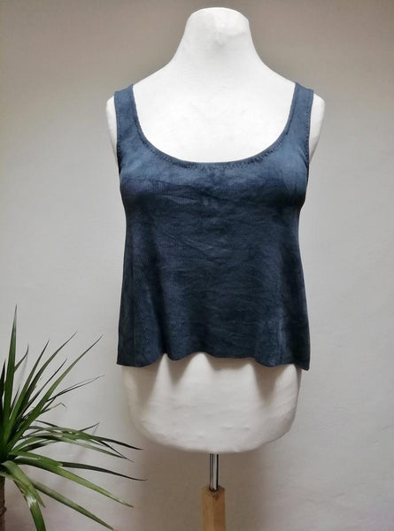 Rib swing top organic cotton