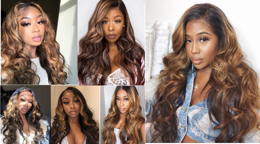 2021 Hair Color Ideas for African American Women