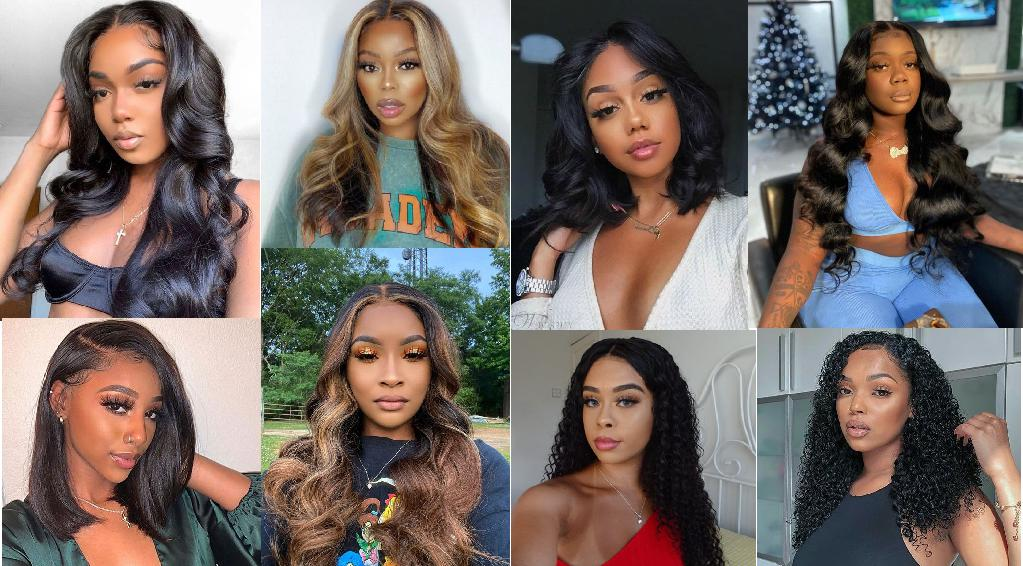 Are Human Hair Wigs Better To Wearing When Back To School?| Meetu Hair