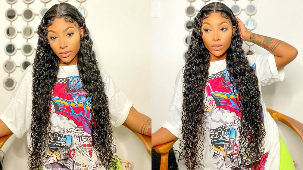 Quick and Easy Way To Bring The Water Wave Hair Back To Life