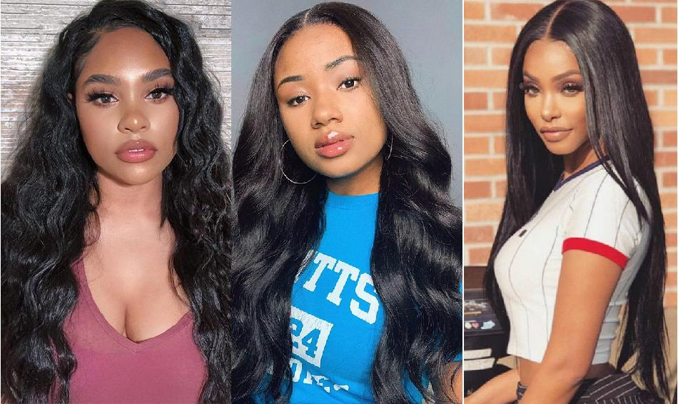 What length of hair bundles with lace closure is perfect for purchasing?