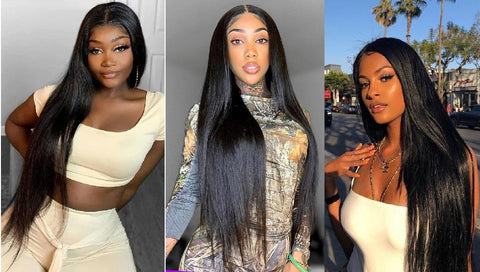 Why is Bone Straight Hair on the Trend?