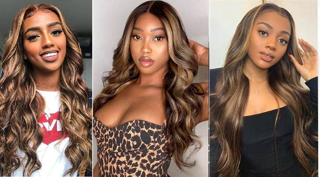 Which type of highlights wig is right for you?