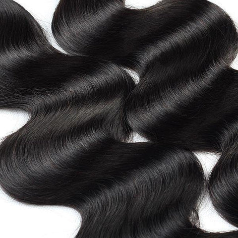 Brazilian Body Wave Hair 3 Bundles Meetu 10A Virgin Remy Human Hair Weave - MeetuHair