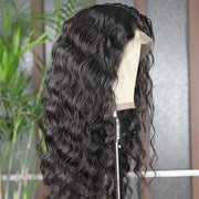 Cambodian Hair Loose Deep Wave Wig 4*4 Lace Front Human Hair Wigs - MeetuHair