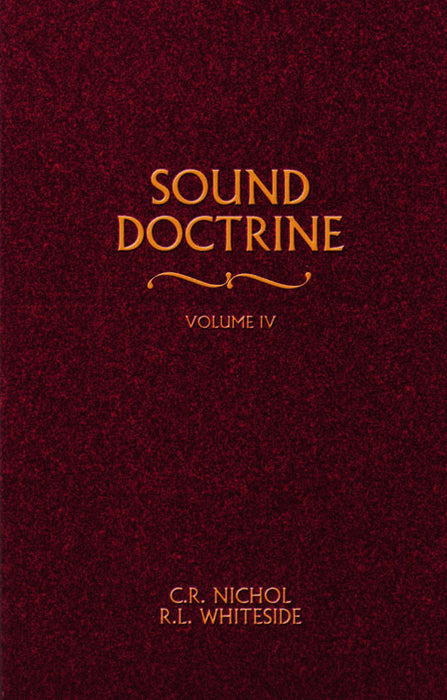 Sound Doctrine Vol 4